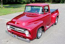 Trucks / Awesum trucks / by Gary McCubbin