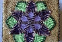 Metis & Ojibwe crafts