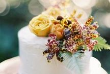 Wedding: Cake Flowers / Cake flower ideas for Frank Gallo Brides in Albany NY