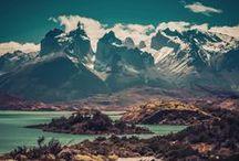 Patagonia / El cielo en la tierra.