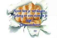 ♞QUOTES IN DUTCH♞ / ༺✿ WELCOME! ✿༻ Hope You Find Inspiration From My Boards. ツ ♡ I have no rules & limits, but don't copy my entire boards please. ツ ♡ If You Like What You See, Put a pin on it. ツ ♡ Let's Have Fun Together! ツ ♡ I am Happy to Share ツ ♡ Enjoy your visit ツ ♡ Pinning must be fun. ♡ Thank You For Following ツ ♡  / by ˁ˚ᴥ˚ˀANNEKEˁ˚ᴥ˚ˀ