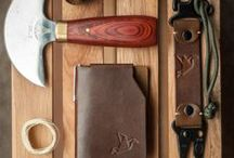 Leathercraft / JBC leather accessories and the craftsmanship behind them