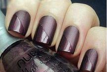 Nailed it! / Belles jusqu'au bout des ongles.  Manucure. Nail art