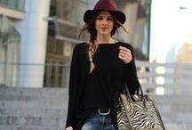 Urban - Um estilo casual para conquistar sua cabeça! / Dicas incríveis de looks casuais e informais com muito jeans, scarpins, acessórios e muito estilo.