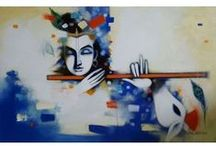 Paintings / 100% Original Paintings from Indian Artist's. Choose from wide range of abstract, contemporary, realistic, charcoal paintings with the authenticity certificate available from the artists on www.artbugs.in