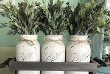 HOME DECOR   pretty things / A collection of home decor ideas. I LOVE rustic chic home decor! And a mix of farmhouse with modern. Especially do it yourself home decor. This board will include pins with many home decor ideas and inspiration.