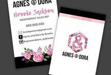 DESIGNS   Agnes and Dora / Agnes and Dora Business Marketing designs.  High quality designs and prints.