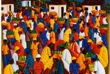 A la Haitienne.... / All the colorful things that make me proud to be Haitian-American / by Lissa Pauld