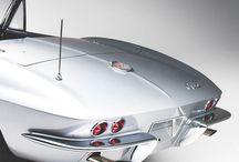 Dream Vehicles / by Gary Leikner