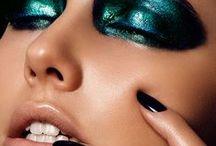 Beauty photography//make-up//lights