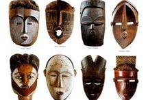 African Eyes / All about masks and mask-making.