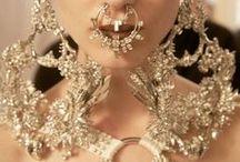 Jewellery. /