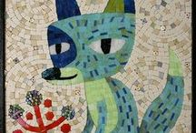 Unprosaic Mosaic / Mosaic craftwork and artwork.