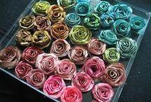 The Flowery / DIY flowers, floral, botanicals.