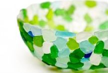 Glassy-Eyed Crafting - Glass Crafts & Artwork / Everything glorious glass!