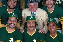 Oakland Athletics Dynasty / 1972, 73 and 74 World Series Champions
