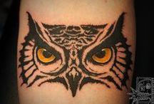 Tattoo / by Cathy Hammonds