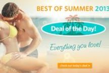 Best of Summer 2013 Deal of the Day / The top selling products of the summer marked down up to 50% off! / by Better Sex