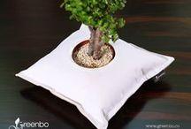 Fiorina Flowers Pillow