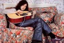 Jimmy Page/Led Zeppelin / by Rozanna Havanna