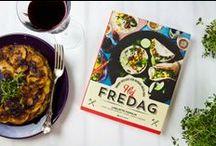 Tävling på VinNet: Hej Fredag! / Var med och tävla om boken Hej Fredag hos VinNet.se Tävlingen pågår fram till den 28 februari. Läs mer på: http://www.vinnet.se/senaste/331/manadens-tavling