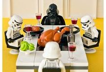 Geek + Food = ? / When geekiness and food collide.