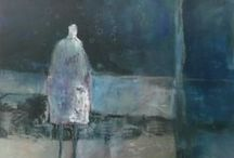 Figurative painting / painting and composition.