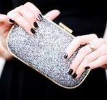 BALL | ACCESSORIES | CLUTCH PURSES | COCKTAIL JEWELLERY / ALL THAT GLITTERS = GOLD
