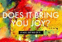 DETOX your Thinking! / Sprüche, Aphorismen und Bilder für eine glückliches & gesundes Denken!