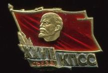 LENIN USSR - SALE / Rare Soviet Badges