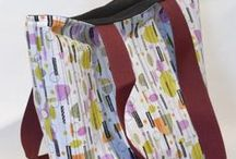 Totes, Pouches, Bags & Other Carriers / Bags, totes, purses, pocketbooks, carriers, luggage, handmade, POD and retail.