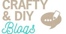 Crafty & DIY Blogs / A place to be inspired, express yourself and learn!