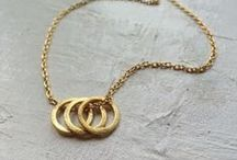Handmade necklaces / Gorgeous handmade necklaces by Ladies who Lunch Jewellery.