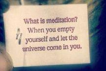 DETOX your Soul! / Alles für und über ♥ YOGA & Meditation ♥