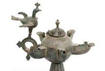 ISLAMIC ART - LAMP