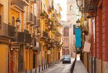 Reisinspiratie Spanje / Spanje, Reizen, Barcelona, Valencia, Madrid, Travel, Fietsen, Fietstours, Vakantie