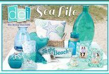 Sea Life / Dive into Summer with DEI's Sea Life Collection! www.deidirect.com
