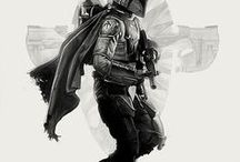STAR WARS Character Concepts