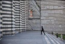 Umbria / De groene regio Umbrië. Een mooie omgeving om te leven... al zeg ik het zelf :)