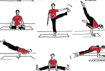 Yoga Inspiration / The classical technique of Yoga date back more than five thousand years. In ancient times, the desire for greater personal freedom, for health and more long life,