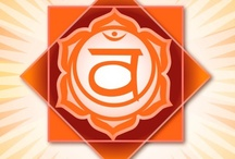 orange(the power of colors)Svadhisthana chakra