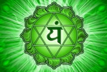 green(the power of colors)anahata chakra