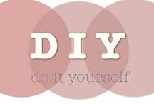 DIY / Fun and creative crafts! / by alovesherdoggie