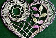 bobbin lace - koronka klockowa