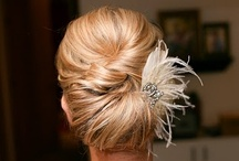 Wedding hair / Wedding