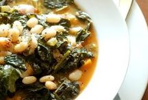 Delicious and Healthy / Delicious food that's healthy, easy to make and good for your tummy.