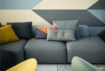 Interiors / by Julie Mafrand