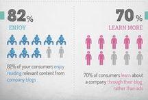 We love infographics / Some cool infographics