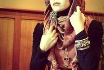 Boho Hijab