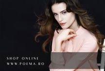 Poema shop / Cele mai frumoase piese vestimentare acum ti le livram direct acasa. www.poema.ro